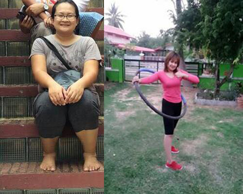 Kỳ tích giảm cân của bà mẹ 2 con từng nặng hơn 1 tạ - 1