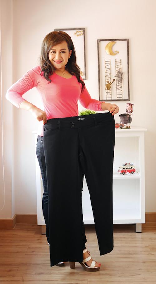 Kỳ tích giảm cân của bà mẹ 2 con từng nặng hơn 1 tạ - 5