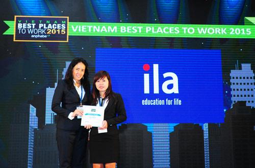 ILA là một trong những nơi làm việc lý tưởng nhất Việt Nam - 1