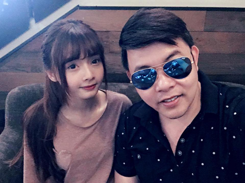 """Facebook sao 15/3: """"Bà bầu"""" Phan Như Thảo làm nũng chồng - 5"""
