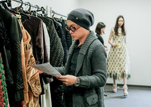 Công Trí tất bật chuẩn bị cho Tokyo Fashion Week - 6