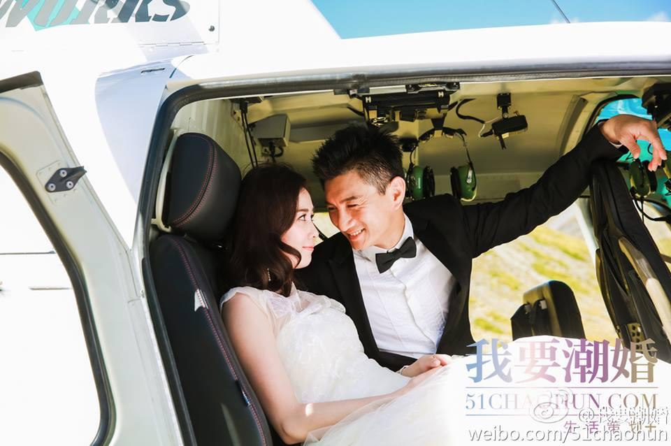 """Ngô Kỳ Long tặng """"quà cưới"""" 6 nghìn tỉ cho Lưu Thi Thi - 1"""