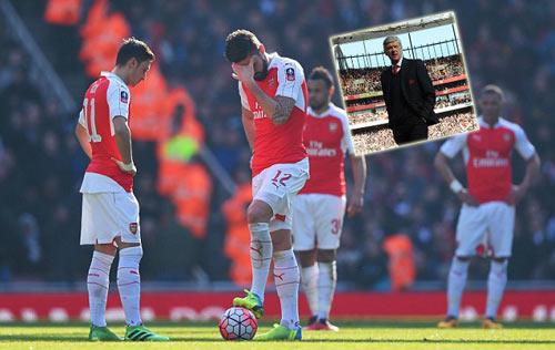 Arsenal – Wenger: Thất bại kiểu điện thoại Nokia - 1