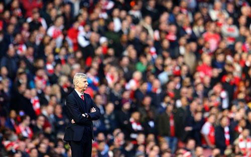 Arsenal – Wenger: Thất bại kiểu điện thoại Nokia - 2