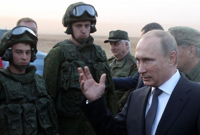 3 lí do Putin rút quân khỏi Syria vào thời điểm này - 1