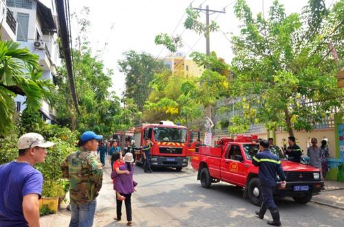 Hoảng loạn di tản 500 học sinh mầm non vì báo cháy giả - 2