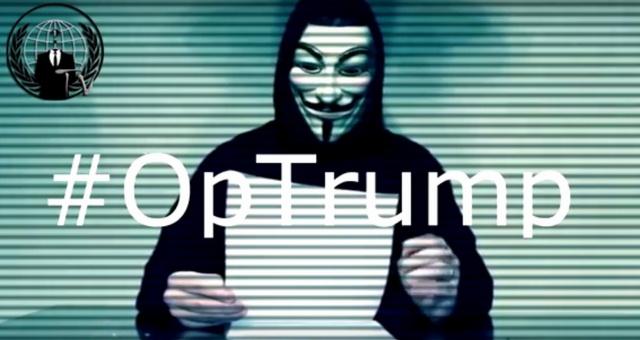 Nhóm hacker Anonymous mở cuộc chiến tổng lực chống Trump - 1