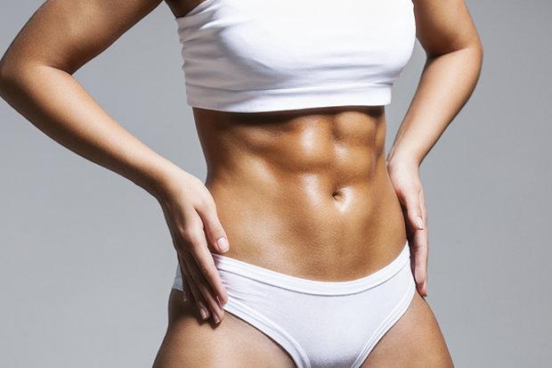Bí quyết để có bụng 6 múi không cần tập thể dục - 1