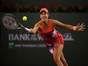 """Tennis - Indian Wells ngày 5: Người đẹp """"rơi rụng"""""""