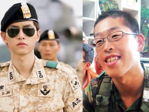 """Phim - Lính trong phim Hàn và thực tế """"khác nhau trời vực"""""""