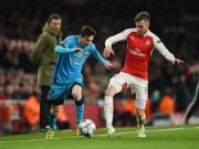"""Cup C1 - Champions League - Arsenal lộ chiến thuật: Quyết định """"tự sát"""" của Wenger"""