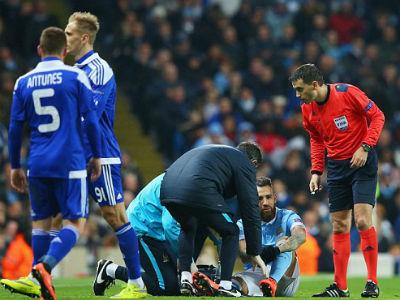 """Chi tiết Man City - Dynamo Kiev: """"Đi dạo"""" trên Etihad (KT) - 5"""