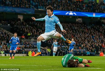 """Chi tiết Man City - Dynamo Kiev: """"Đi dạo"""" trên Etihad (KT) - 6"""
