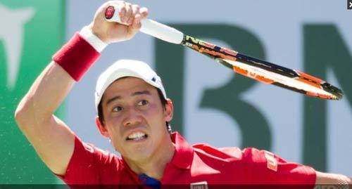 Indian Wells ngày 6: Nishikori hẹn gặp Isner - 1