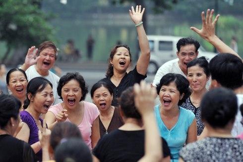 96% người Việt tự nhận mình có mức sống trung lưu - 1