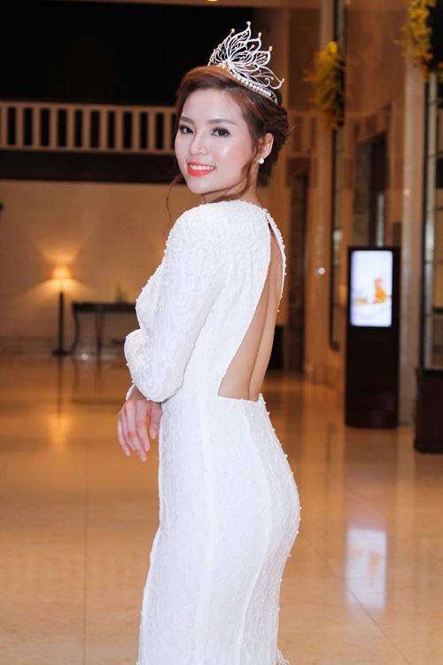 Dàn hoa hậu, á hậu Việt đồng loạt đọ sắc - 5