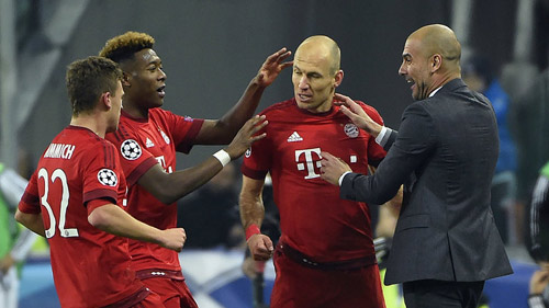 Bayern vs Juventus - 1