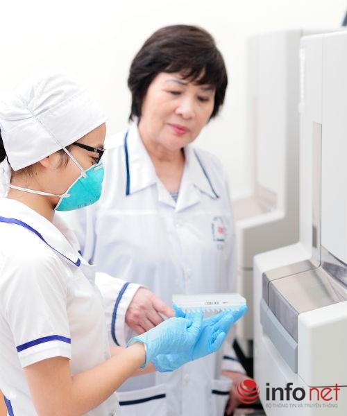 Các bước xét nghiệm ADN để tìm huyết thống - 3