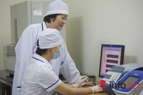 Các bước xét nghiệm ADN để tìm huyết thống - 8