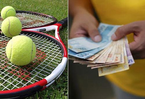 Thêm cú sốc tennis: Hơn 20 tay vợt bị tố bán độ - 1