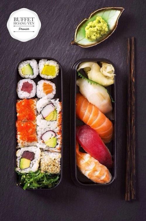 Thiên đường ẩm thực truyền thống Nhật - Hàn giữa lòng Sài thành - 1