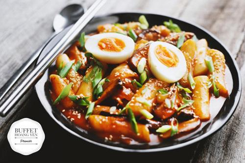 Thiên đường ẩm thực truyền thống Nhật - Hàn giữa lòng Sài thành - 6