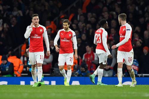 Arsenal còn hy vọng: 4 màn ngược dòng lượt về vĩ đại - 1