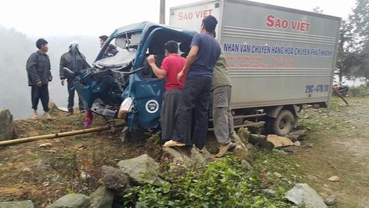 Lật xe khách từ Sa Pa về, 5 người thương vong - 2