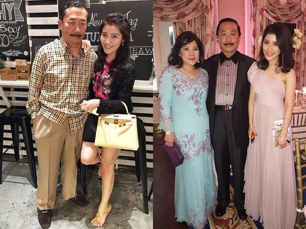 Cuộc sống của 2 tiểu thư con nhà giàu nhất nhì châu Á - 2