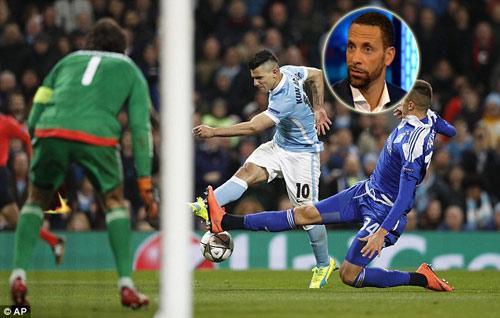 Premier League chỉ có Aguero đạt đẳng cấp thế giới - 2