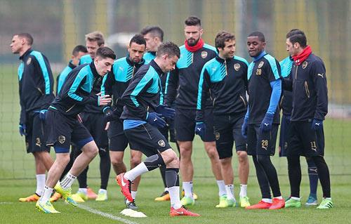 Chi tiết Barca - Arsenal: Nỗ lực bất thành (KT) - 13