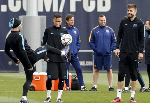 Chi tiết Barca - Arsenal: Nỗ lực bất thành (KT) - 9