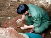 Tin tức trong ngày - Phát hiện hầm đạn pháo khi đào móng nhà