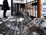 Ô tô - Xe máy - Khám phá hệ thống gửi xe siêu thông minh của người Nhật