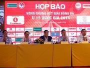 Bóng đá - Chờ Công Phượng, Tuấn Anh mới ra mắt ở VCK U19 quốc gia