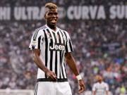 """Bóng đá - Tin HOT tối 16/3: Lương Pogba """"chỉ"""" cao thứ 3 ở Serie A"""