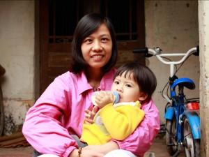 Bạn trẻ - Cuộc sống - Gặp lại người mẹ đánh cược mạng sống để sinh con