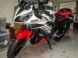Lộ ảnh Yamaha YZF-R15 2016 cho Đông Nam Á