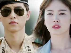 Sự trùng  hợp kỳ lạ giữa Song Hye Kyo và Song Joong Ki