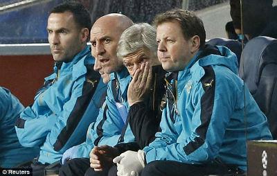 Chi tiết Barca - Arsenal: Nỗ lực bất thành (KT) - 4