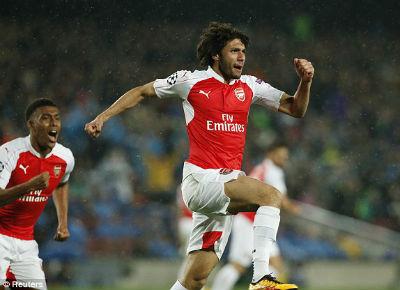 Chi tiết Barca - Arsenal: Nỗ lực bất thành (KT) - 5