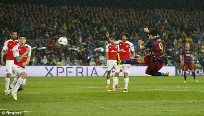 Chi tiết Barca - Arsenal: Nỗ lực bất thành (KT) - 6