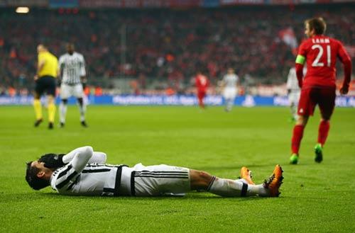 Juventus bị loại, MU-Man City vui như hội - 1