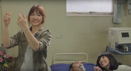 Bạn gái Trấn Thành bỗng chốc nổi tiếng vì đâu? - 1