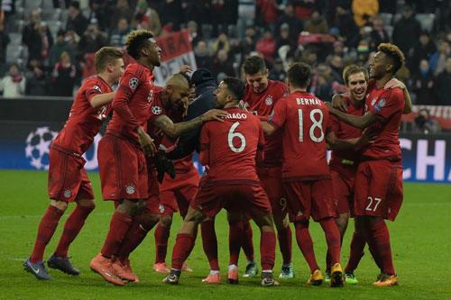 Bayern Munich bị sốc vì chiến tích ngược dòng của chính mình - 1