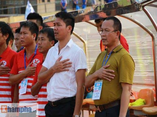 Tướng trẻ ở V-League - 2