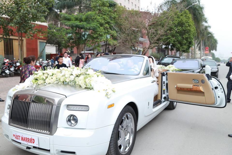 Bóc giá dàn siêu xe trăm tỷ đưa Trà My về nhà chồng - 6
