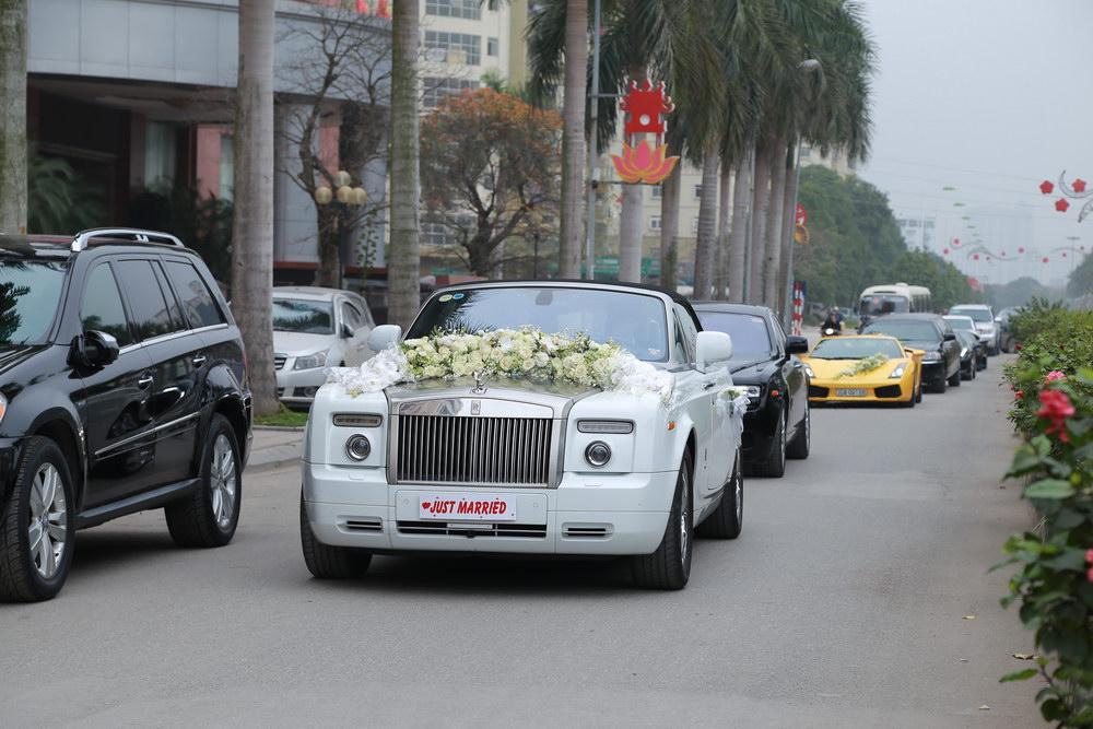 Bóc giá dàn siêu xe trăm tỷ đưa Trà My về nhà chồng - 7