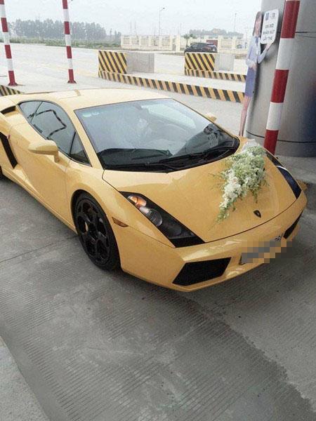 Bóc giá dàn siêu xe trăm tỷ đưa Trà My về nhà chồng - 4
