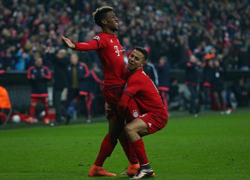 """Góc chiến thuật Bayern-Juve: """"Sống, chết"""" ở thay người - 2"""